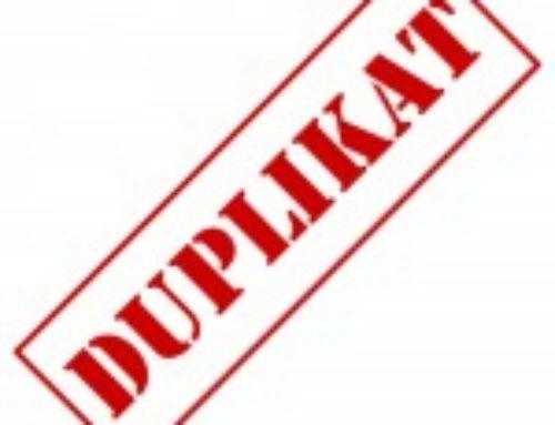 Delete duplicates from table